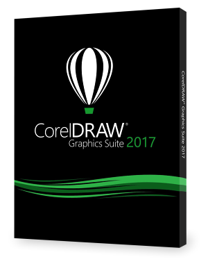 CorelDRAW Graphics Suite 2017 - krabice