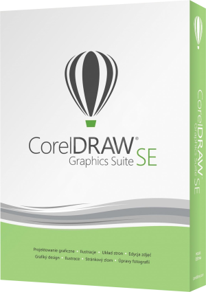 CorelDRAW Graphics Suite 2017 SE